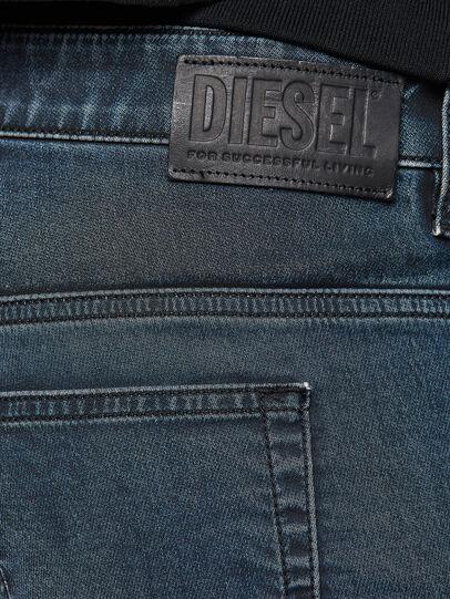 Diesel - Fayza JoggJeans 069PQ, Bleu Foncé - Jeans - Image 4