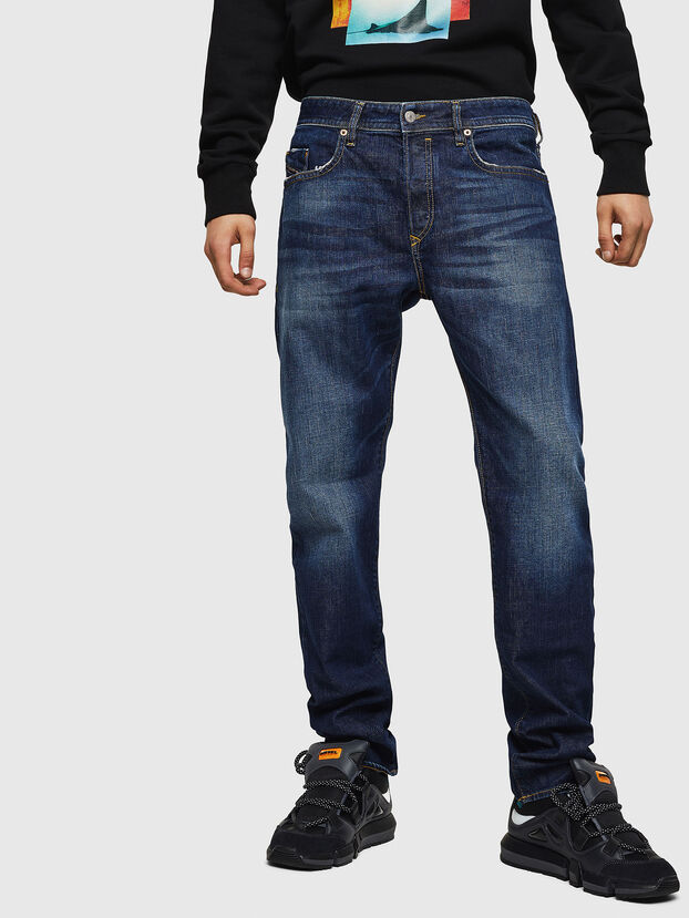 Buster 084AC, Dark Blue - Jeans