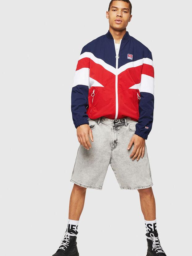 J-KRYLOV, White/Red/Blue - Jackets