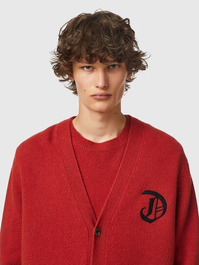 Diesel - K-CARY, Brown - Sweaters - Image 3
