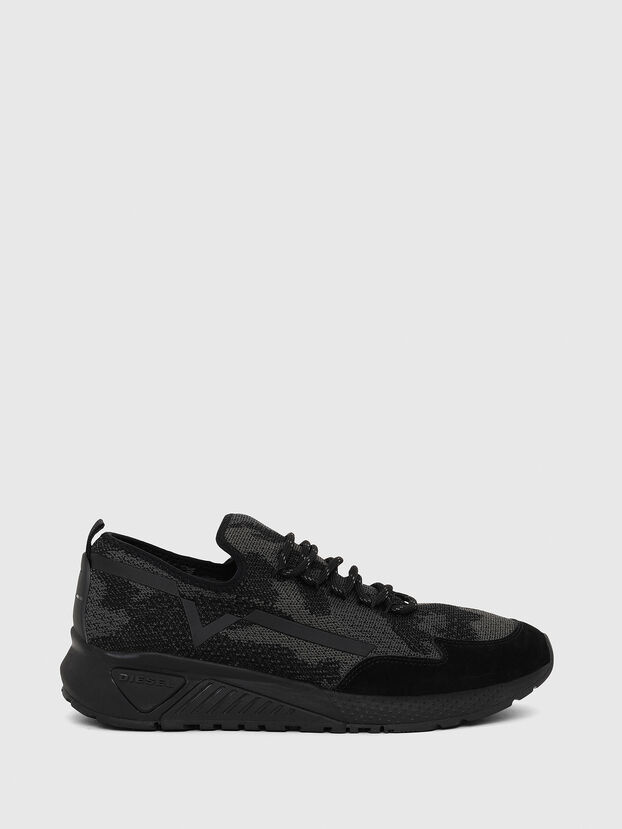 S-KBY, Black - Sneakers