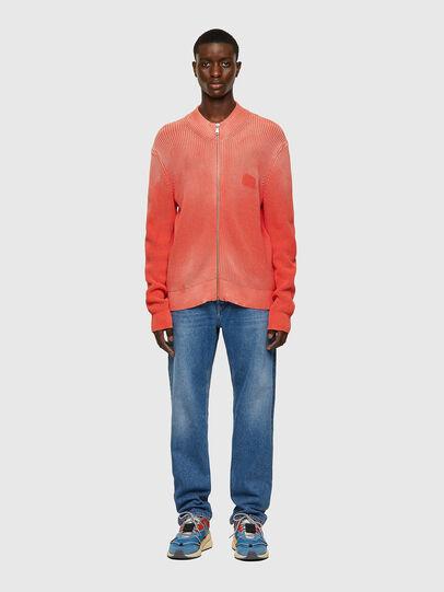 Diesel - K-KENTUCKY ZIP, Pink - Sweaters - Image 5