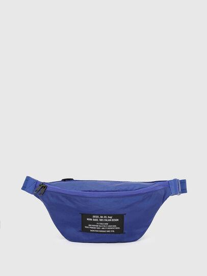 Diesel - F-SUSE BELT DZ, Bleu - Sacs ceinture - Image 1