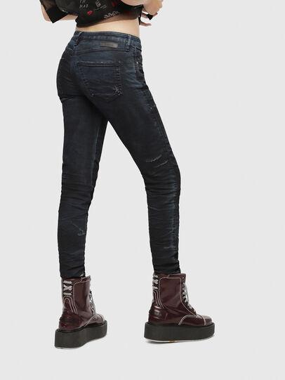 Diesel - Gracey JoggJeans 069CG, Bleu Foncé - Jeans - Image 2