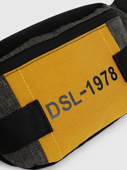 Diesel - FELTRE, Noir/Jaune - Sacs ceinture - Image 4