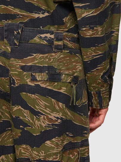 Diesel - P-BARTON, Vert Militaire - Pantalons - Image 3