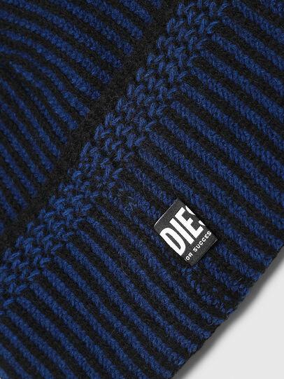 Diesel - K-MANNYS, Noir/Bleu - Bonnets - Image 3