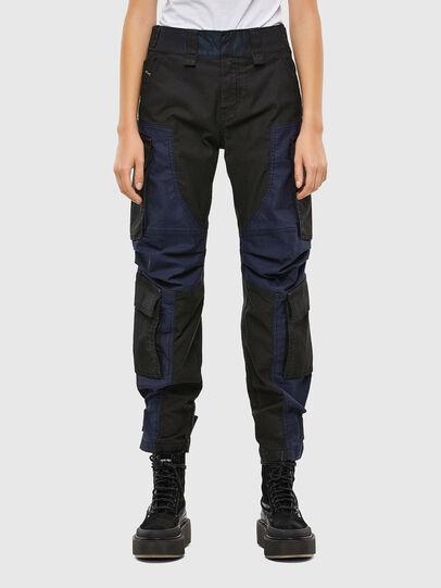 Diesel - D-Kiki JoggJeans® 009KM, Noir/Gris foncé - Jeans - Image 1