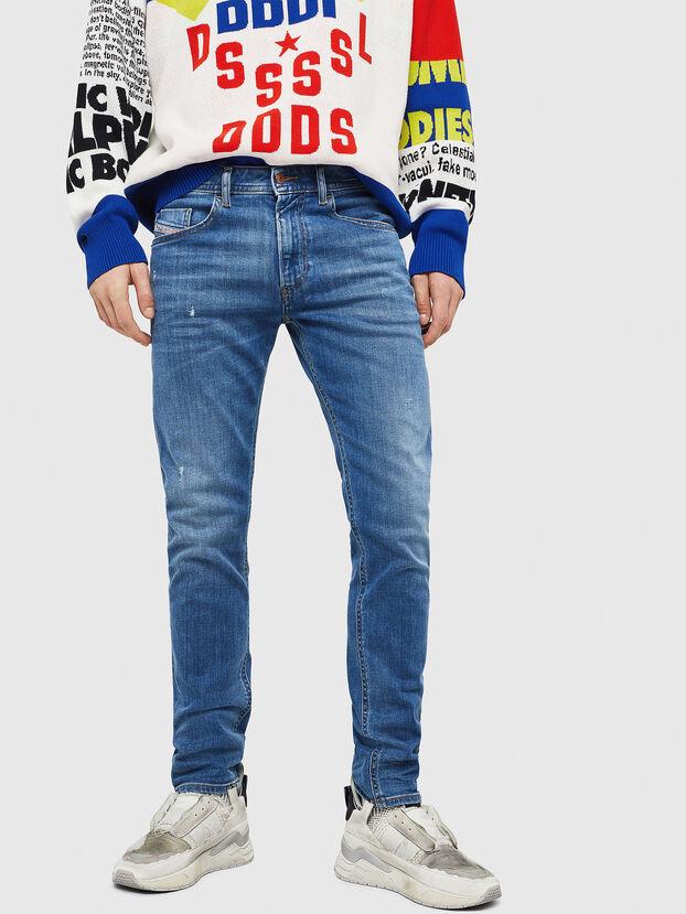 Thommer 083AX, Bleu Clair - Jeans