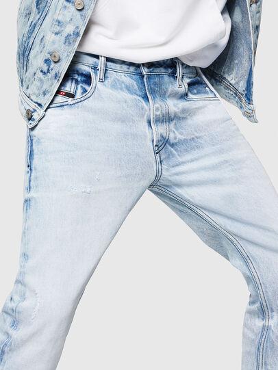 Diesel - D-Ligenz 0078C, Bleu Clair - Jeans - Image 3