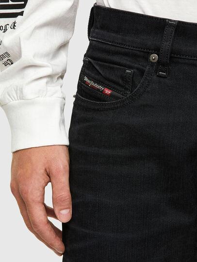 Diesel - D-Strukt 0091I, Black/Dark Grey - Jeans - Image 3
