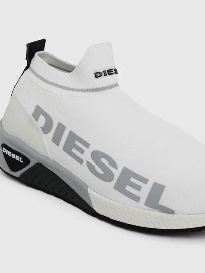 Diesel - S-KB ATHL SOCK II W, Blanc - Baskets - Image 4