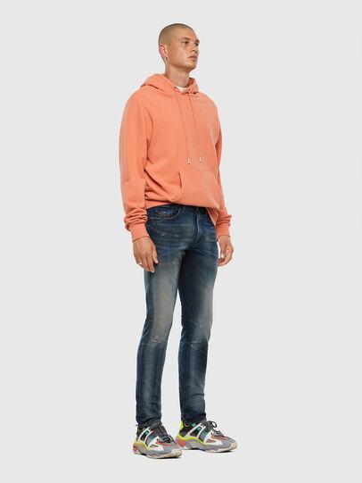 Diesel - Thommer 009FL, Bleu moyen - Jeans - Image 6
