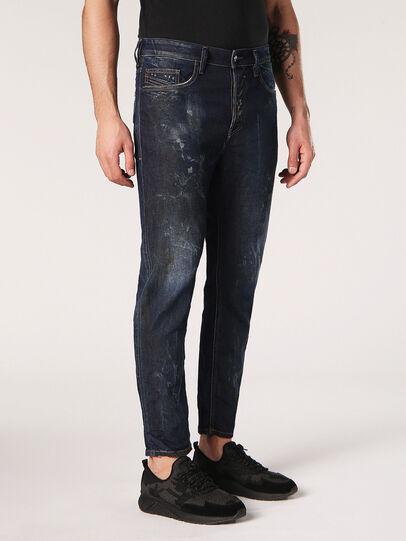 Diesel - Jifer 084SW, Bleu Foncé - Jeans - Image 3