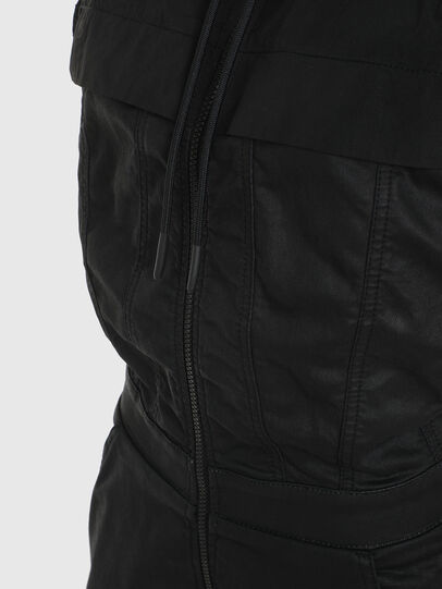 Diesel - D-JAYLEN JOGGJEANS, Black/Dark Grey - Jumpsuits - Image 5