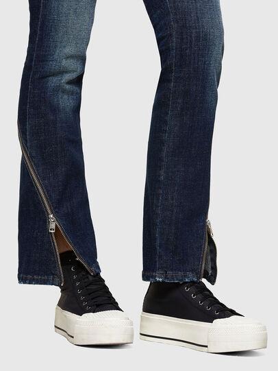 Diesel - D-Ebbey 009SC, Bleu Foncé - Jeans - Image 4