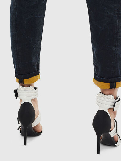 Diesel - Fayza JoggJeans 069MD, Bleu Foncé - Jeans - Image 4