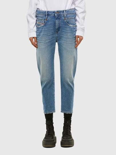 Diesel - Fayza 009EU, Bleu Clair - Jeans - Image 1