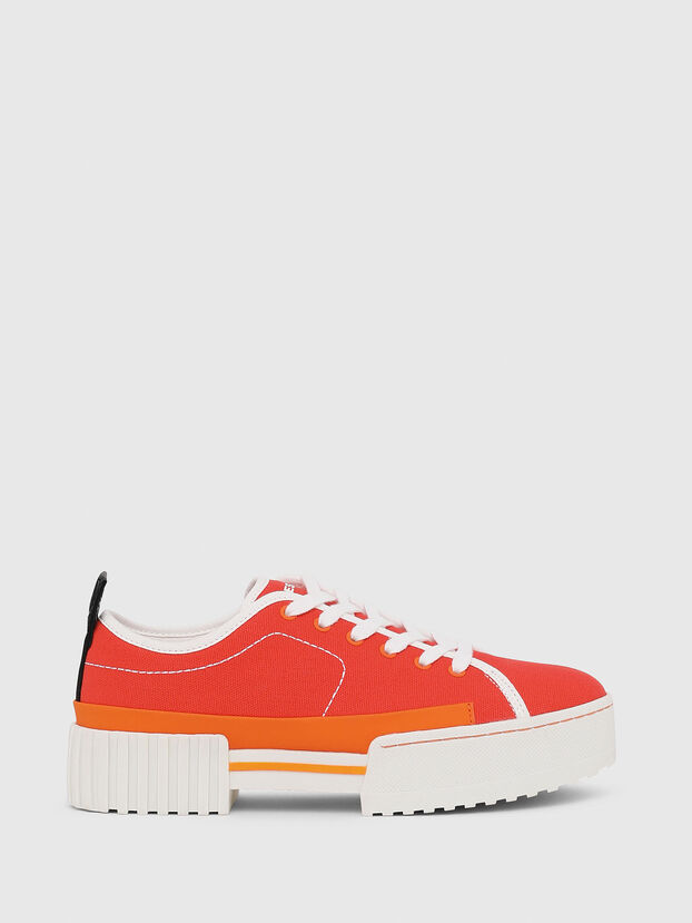 S-MERLEY LC, Orange - Sneakers