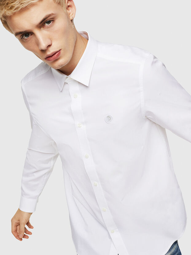 S-BILL, White - Shirts