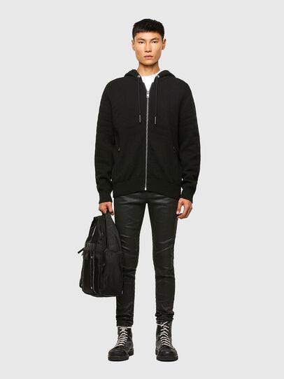 Diesel - K-ALAMAN, Black - Sweaters - Image 7