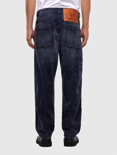 Diesel - D-Franky 009IY, Bleu Foncé - Jeans - Image 2