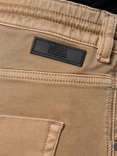 Diesel - Krailey JoggJeans® 0670M, Beige - Jeans - Image 4