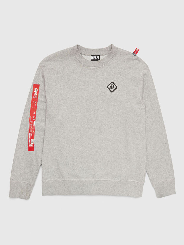 CC-S-BAY-COLA, Grey - Sweatshirts