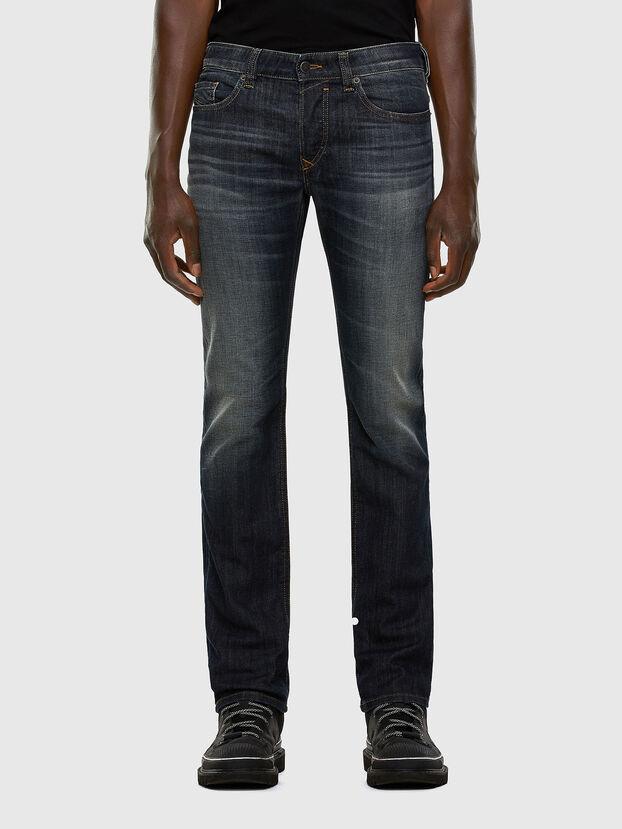 Safado 009EP, Bleu Foncé - Jeans