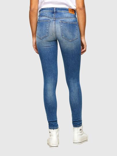 Diesel - Slandy 009QS, Bleu Clair - Jeans - Image 2