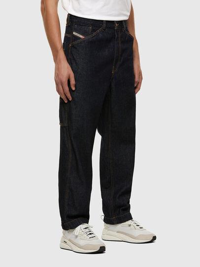Diesel - D-Franky 009HP, Bleu Foncé - Jeans - Image 6
