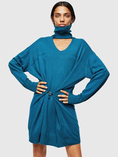 Diesel - M-LILIA, Bleu Marine - Robes - Image 5