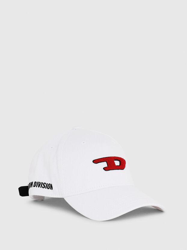 C-DIGRA, White - Caps