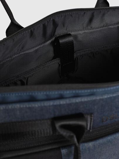 Diesel - BAGOTE, Dark Blue - Shopping and Shoulder Bags - Image 5