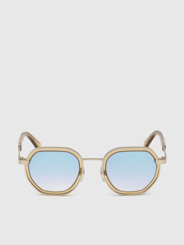 DL0267, Gold - Sunglasses