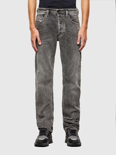 Diesel - Larkee 009KA, Gris Clair - Jeans - Image 1