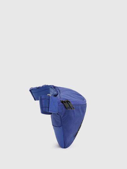 Diesel - F-SUSE BELT DZ, Bleu - Sacs ceinture - Image 3
