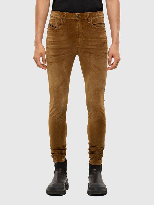 D-Amny 069PS, Marron Clair - Jeans