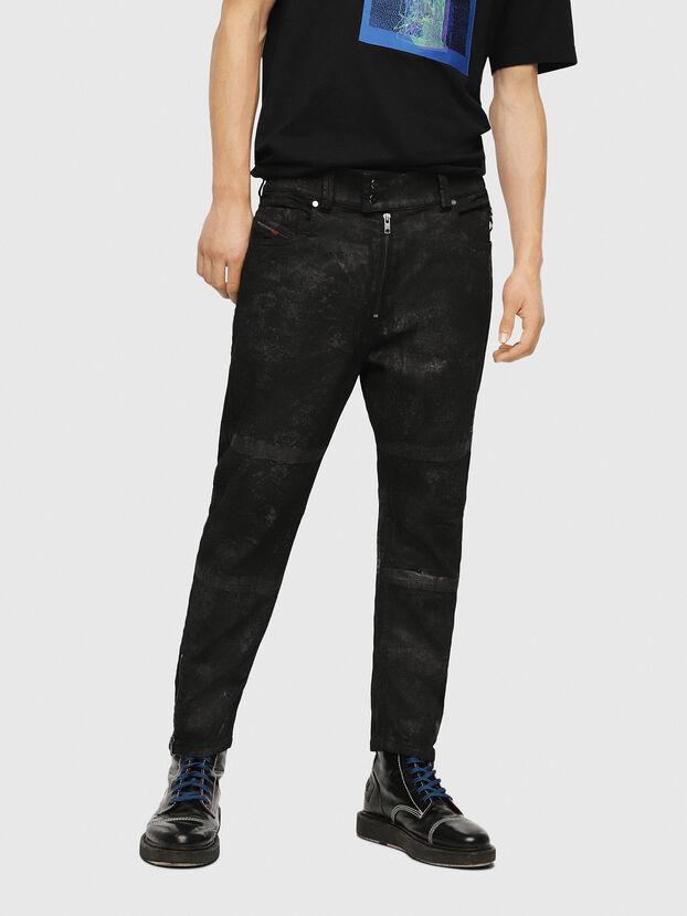 Shibuia JoggJeans 069CQ, Black/Dark Grey - Jeans