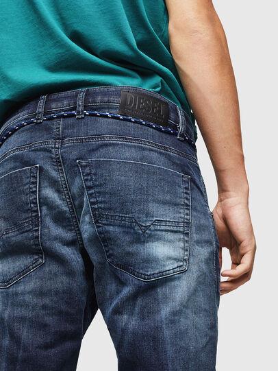 Diesel - Krooley JoggJeans 069IE, Dark Blue - Jeans - Image 5