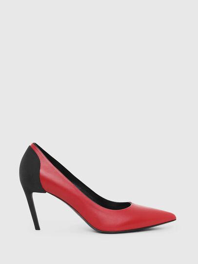 Diesel - D-SLANTY MH, Rouge - Chaussures À Talon - Image 1