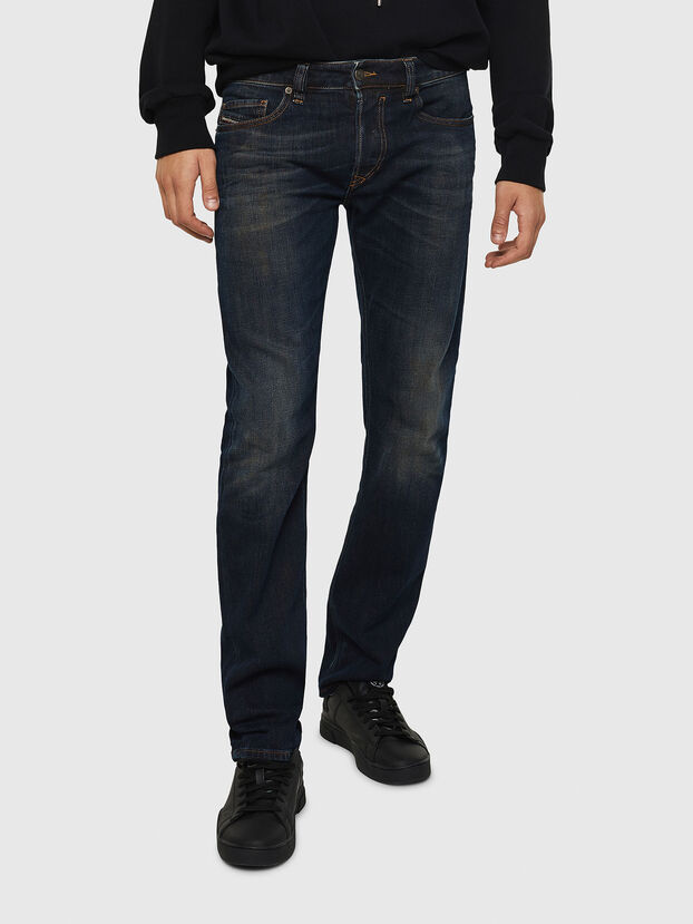 Safado 0890Z, Bleu Foncé - Jeans