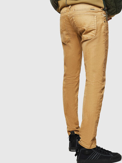 Diesel - D-Bazer 0091T, Light Brown - Jeans - Image 5