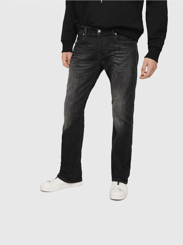 Zatiny 087AM, Black/Dark Grey - Jeans