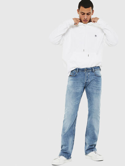 Diesel - Zatiny C81AL, Light Blue - Jeans - Image 4