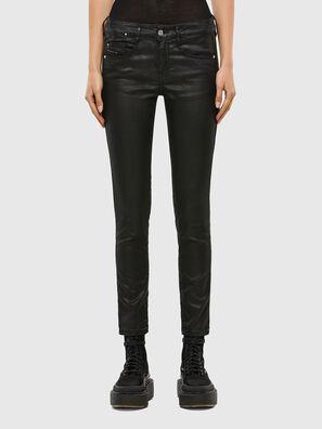 D-Ollies JoggJeans® 069QJ, Noir/Gris foncé - Jeans