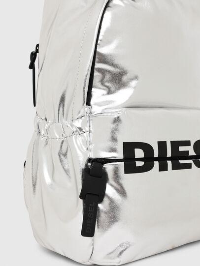 Diesel - F-BOLD BACK II, Gris argenté - Sacs à dos - Image 4