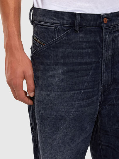 Diesel - D-Franky 009IY, Bleu Foncé - Jeans - Image 3