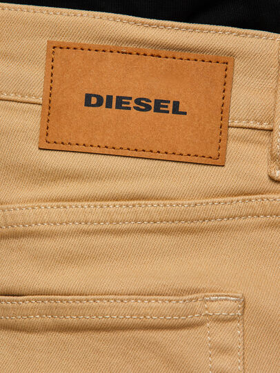 Diesel - D-Luster 009HA, Light Brown - Jeans - Image 4
