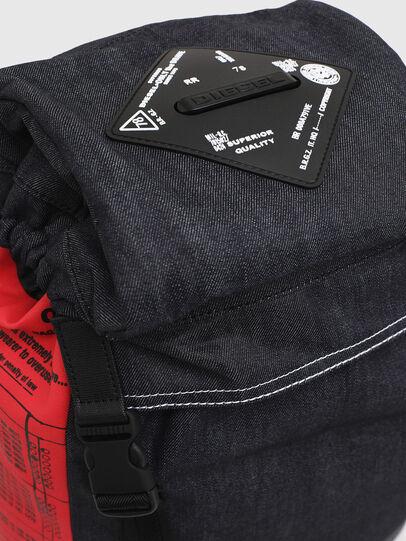 Diesel - F-SUSE BACKPCK, Dark Blue - Backpacks - Image 4